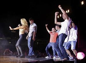 Uma conferida na Shakira