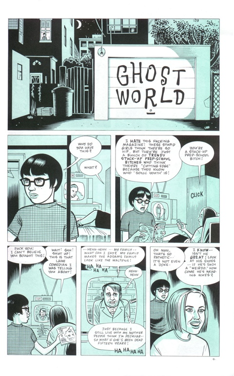 Ghost World, a HQ