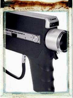 câmera super 8