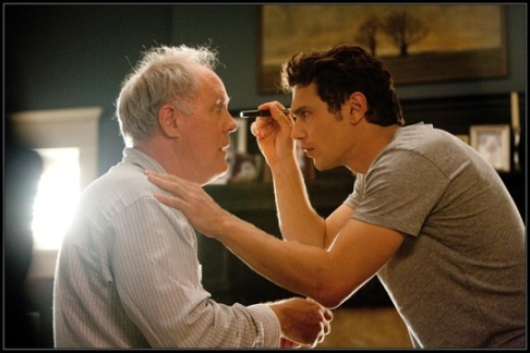 John Lithgow e James Franco: