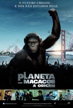 Planeta dos Macacos - A Origem