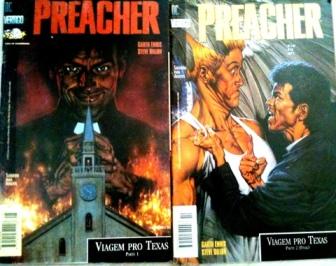 Preacher - Viagem pro Texas