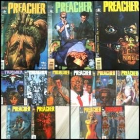 Preacher - Cidade Nua, Até o Fim do Mundo e Caçadores
