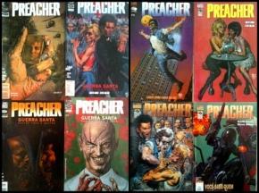 Preacher - Guerra Santa e um interlúdio