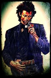 O Pregador, Jesse Custer
