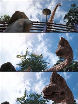 Dinossauros em Terra Nova