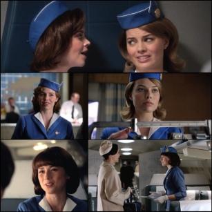As aeromoças da Pan Am