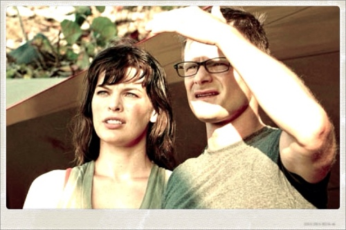 Steve Zahn e Milla Jovovich