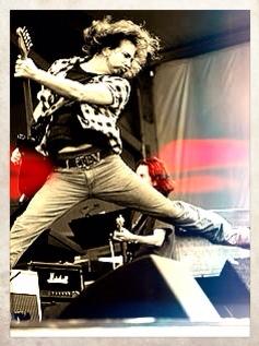 Pearl Jam em ação