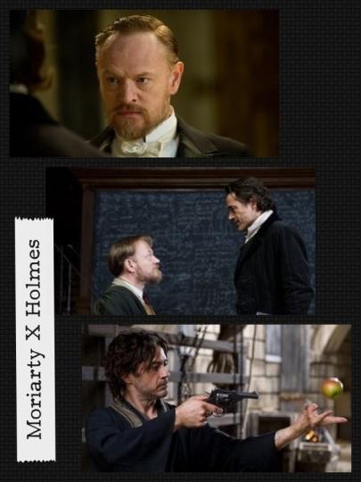 Sherlock X Moriarty