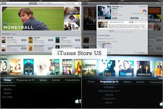 iTunes Store US