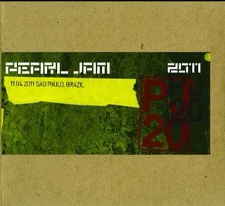 Pearl Jam em São Paulo