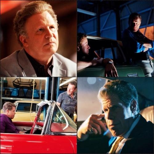 Drive: Ryan Gosling, Albert Brooks, Bryan Cranston e Ron Pearlman