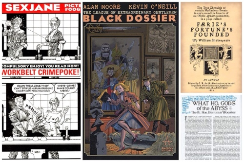 The League of Extraordinary Gentlemen: Black Dossier