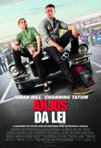 Anjos da Lei - poster