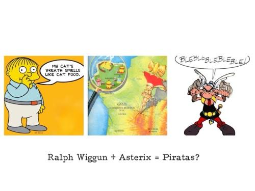 Ralph encontra Asterix