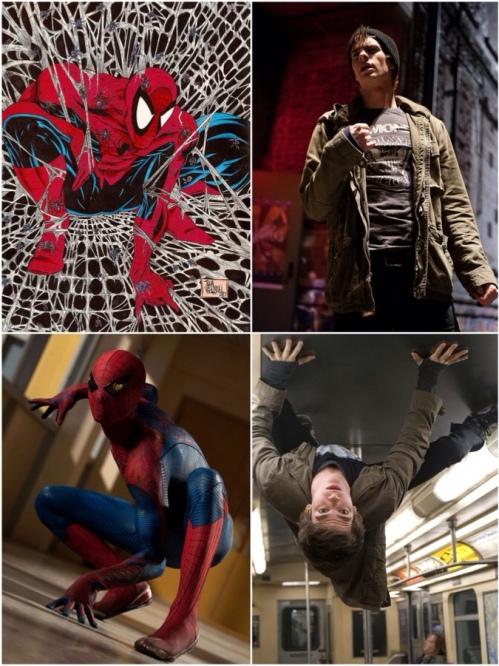 Peter Parker / Homem-Aranha