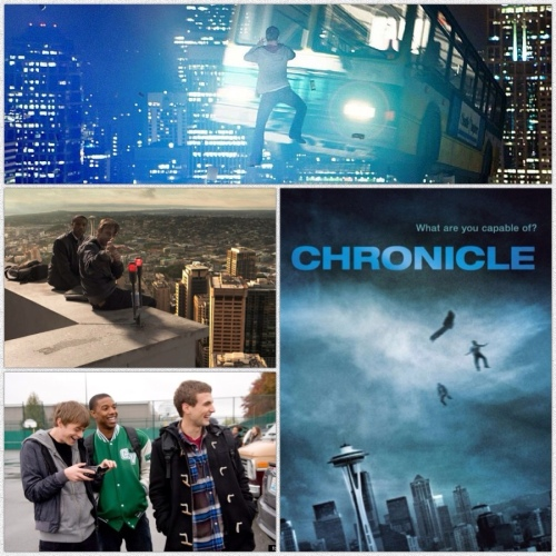 Chronicle - Poder Sem Limites