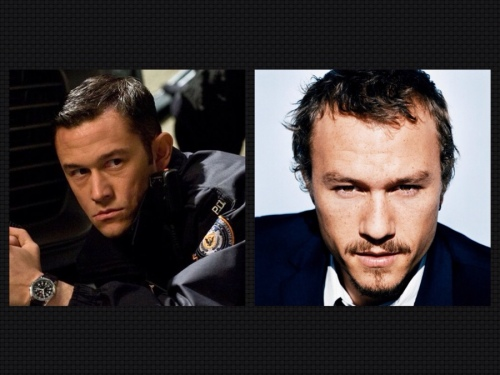 Joseph Gordon-Levitt / Heath Ledger