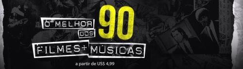 o melhor dos 90 – músicas + filmes