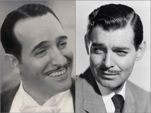 Jean Dujardin / Clark Gable