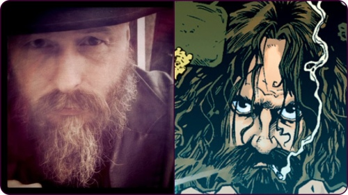 Warren Ellis x Spider Jerusalém