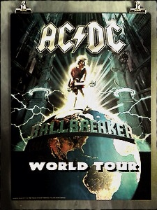 AC/DC Ballbreaker World Tour