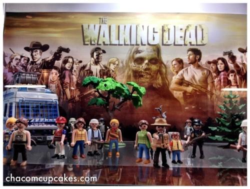 Playmobil do Walking Dead