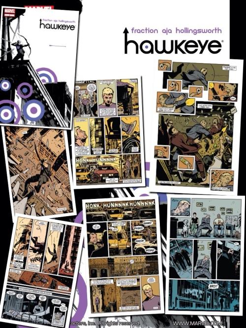 Hawkeye - Gavião Arqueiro