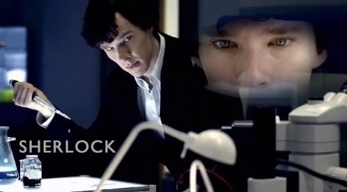 Sherlock Holmes / Benedict Cumberbatch