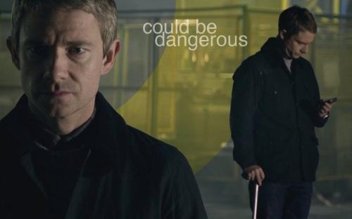 Dr. John Watson / Martin Freeman