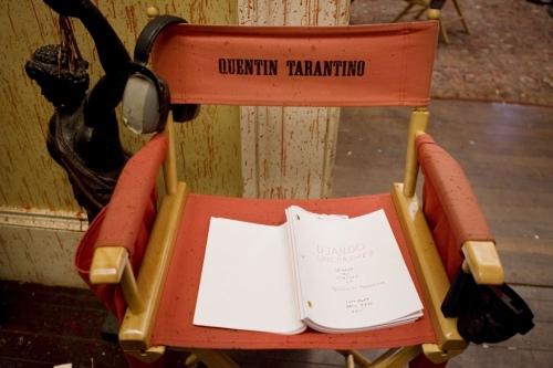 Quentin Tarantino's Django Unchained