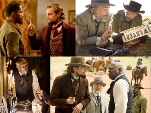 Django & Schultz vs. Candie & Stephen