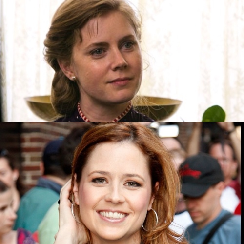 Amy Adams vs. Jenna Ficher
