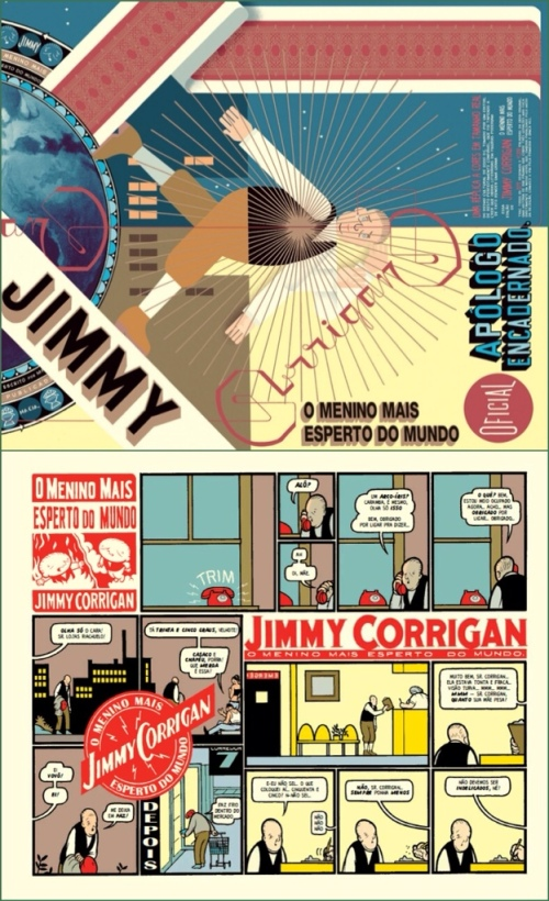 Jimmy Corrigan, o Menino Mais Esperto do Mundo