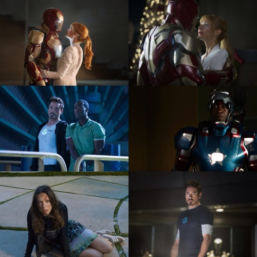 Homem de Ferro 3 / Iron Man 3