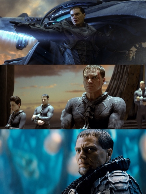 Michael Shannon / General Zod / Man of Steel / O Homem de Aço
