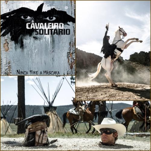 O Cavaleiro Solitário / The Lone Ranger