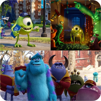 Universidade Monstros / Monsters University