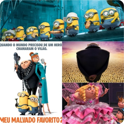 Meu Malvado Favorito 2 / Despicable Me 2