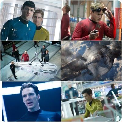 Além da Escuridão - Star Trek / Into Darkness - Star Trek