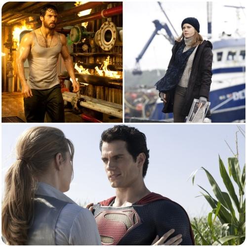 Lois e Clark / O Homem de Aço / Man of Steel