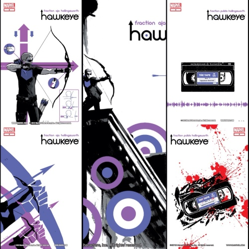 Hawkeye Vol. 1