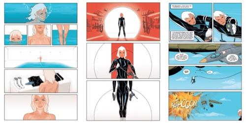 Creator Owned Heroes / Triggergirl 6