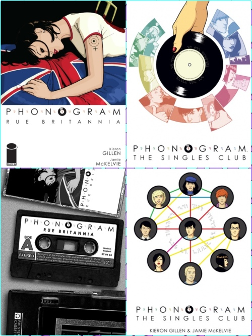 Phonogram, vol. 1 & 2